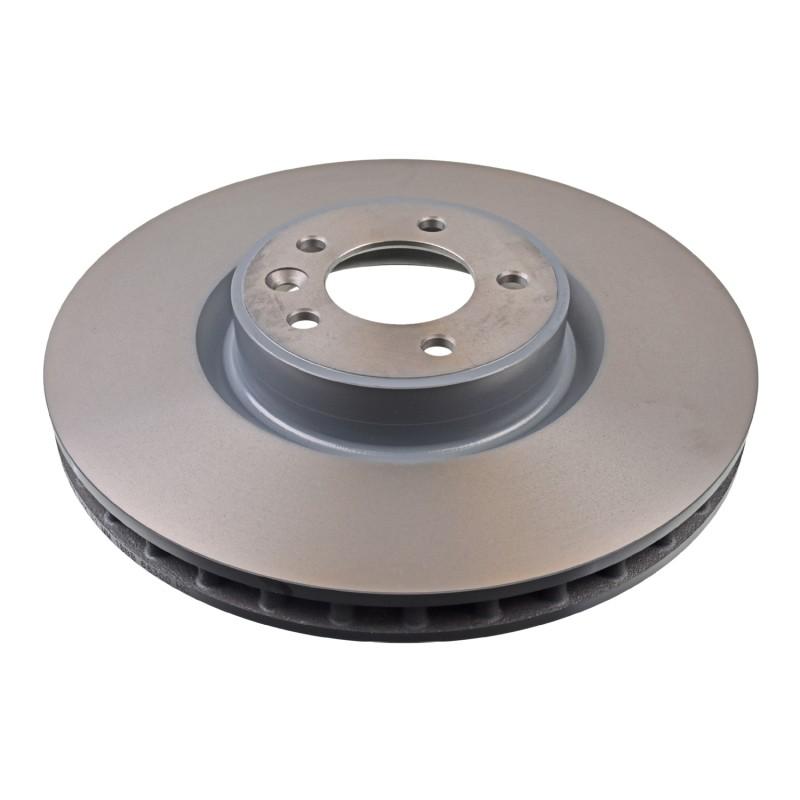 Fren diski Montaj tarafı: Ön aks - ADJ134305 (Orj:LR016176)